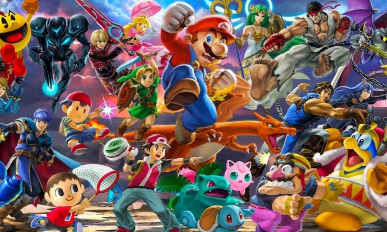 Super Smash Bros. Ultimate 8.1.0 Update Released