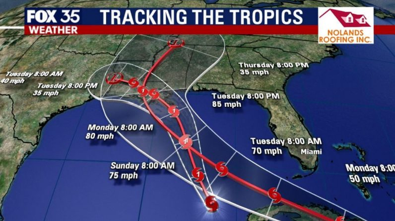 Tropical Storms Laura, Marco likely to hit Louisiana within days of each other