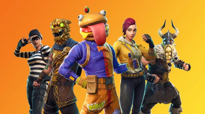 epic games unreal engine fortnite apple