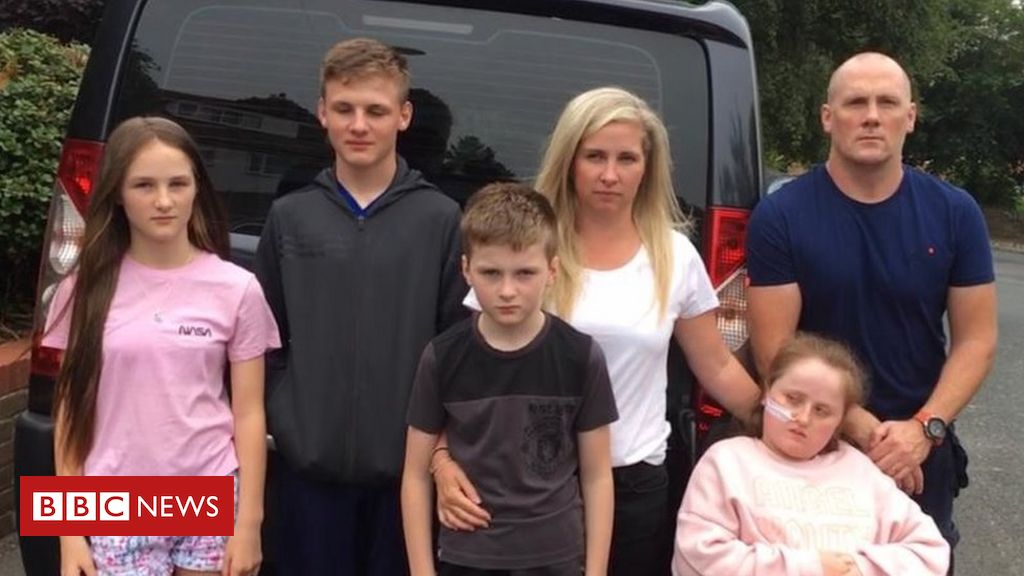 'We were all packed, then they cancelled our holiday'