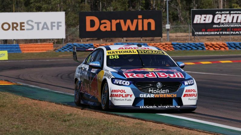 Whincup ends McLaughlin's pole streak