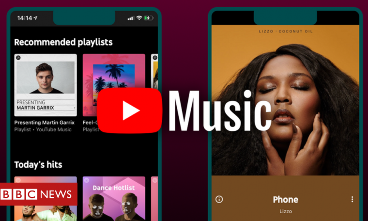 YouTube Music: Google to axe Play Music in October