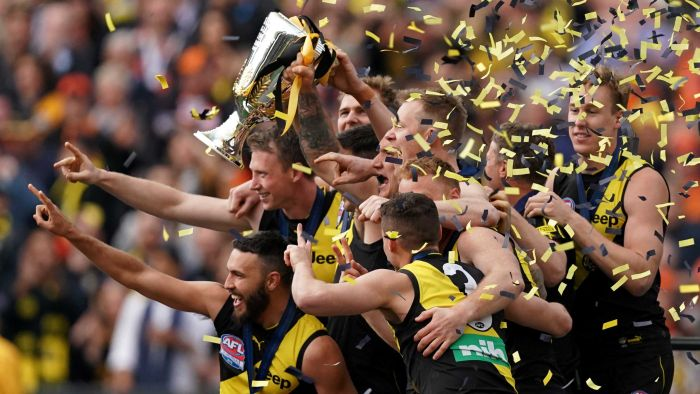 AFL to announce Brisbane's Kappa Stadium hosts 2020 Grand Final due to corona virus
