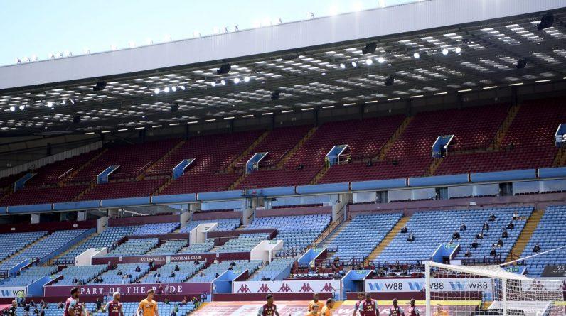 Aston Villa 30-Goal Striker Transfer Race Hots Exit