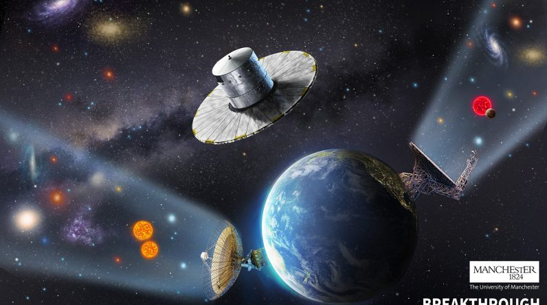 Breakthrough reduces the search for intelligent life in the Milky Way
