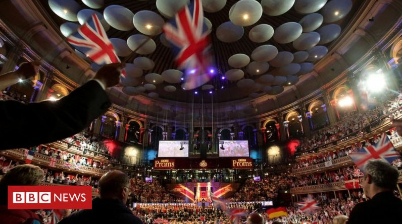 Rule, Britannia! Sung on Last Night of the Broms after the BBC U-Turn