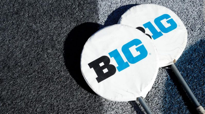 Myocarditis: Doctors say one-third of Big Ten athletes with Govit-19 disease show signs of heartburn