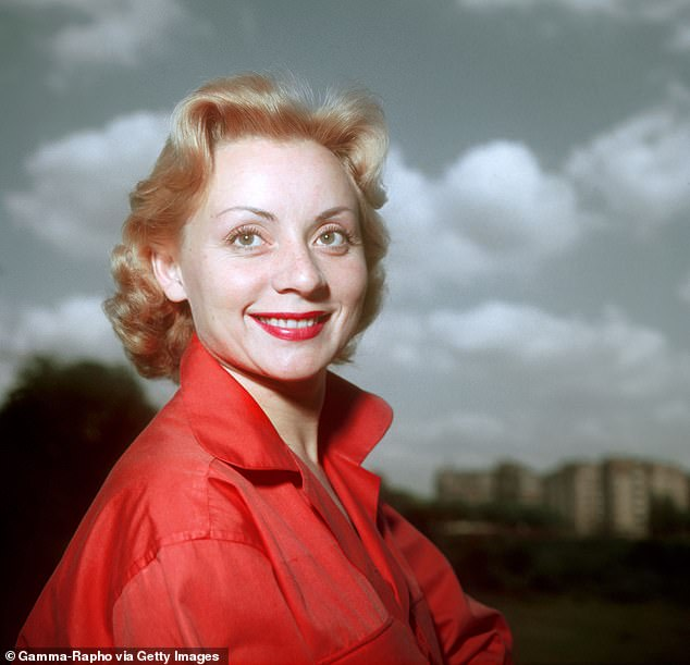 Iconic: Annie is best known for starring in a series of French films since her debut in 1954, and became a Baroness in 2004 in recognition of her achievements.