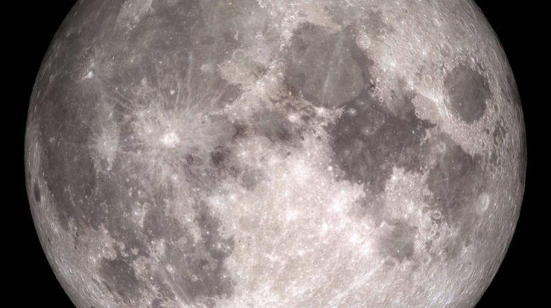 The moon is 'rusting' and scientists are going berserk