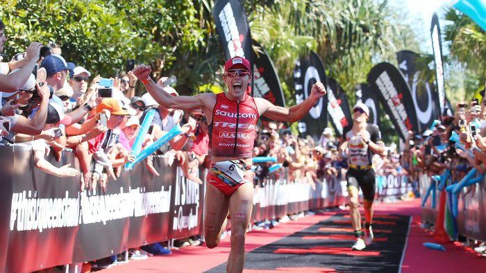Ironman Australia triathlon is set to progress this weekend at Sunshine Beach under COVID-safe rules