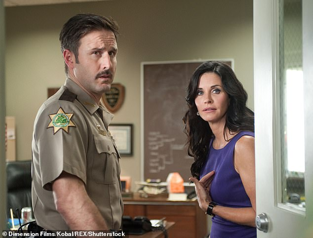 OGs: Courtney Cox and David Arquette will reprise the roles of Gale Weathers and Sheriff TV Riley in the new film