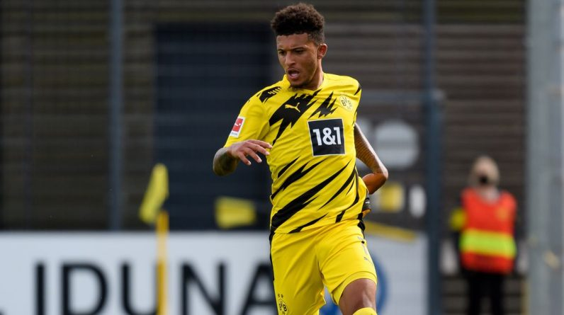 Manchester United's Jadan Sancho mess is now easy - Dominic Booth