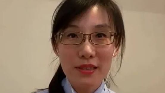Dr. Li Meng-yan has published his claims in a new report from a military laboratory in China. Image: Fox News