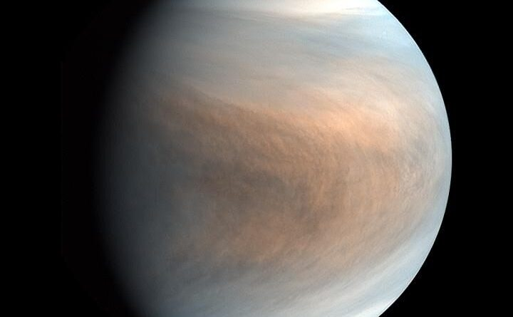 NASA chief Venus says 'a stop in our search for life