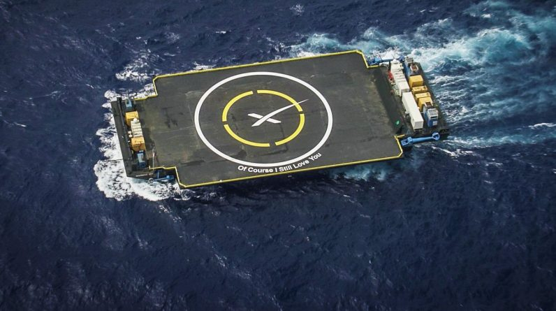 SpaceX delays launch of Starling as drone ship improvements cross the sea