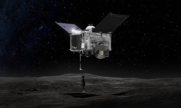 NASA introduced OSIRIS-Rex (Origin, Spectroscopy, Resource Identification, and Security Recolith Explorer) for the asteroid Pennu in 2018.