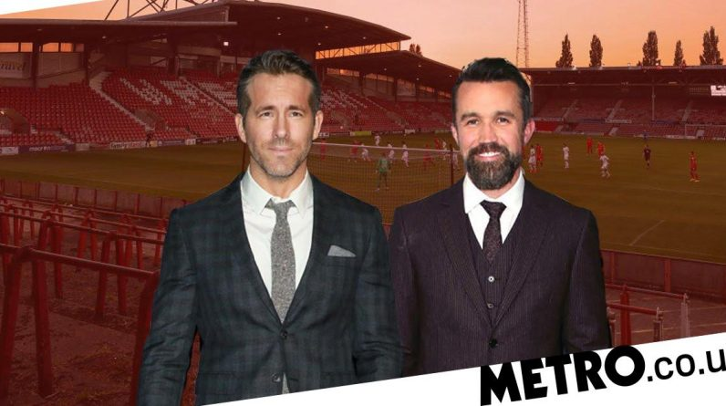 Ryan Reynolds and Rob McLenny have joined Rexham AFC.