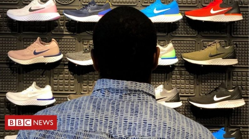 Nike expects permanent change for online sales