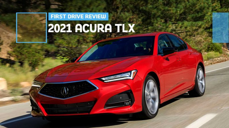 2021 Acura DLX First Driver Review: Advancing Towards Specialization