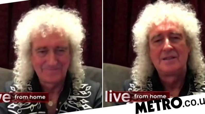 Queens Brian May 'hit him hard' after a heart attack