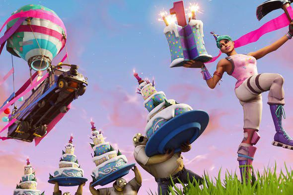 Where to dance in front of 10 birthday cakes (Year 3)