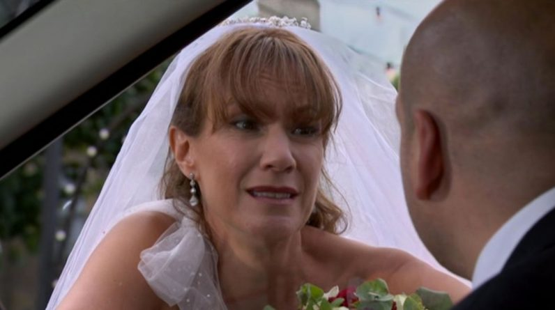 EastEnders fans point out that the soap is an epic failure 'during the most bizarre wedding'