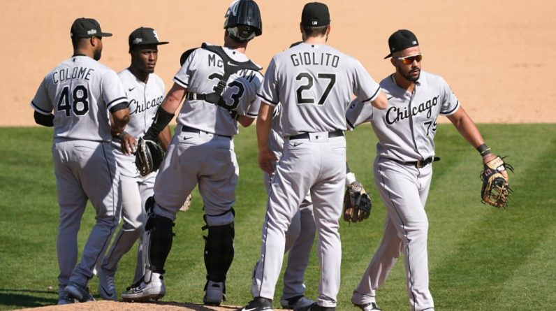 Lucas Giulito stuns Jose Aubrey White Sox past A opener