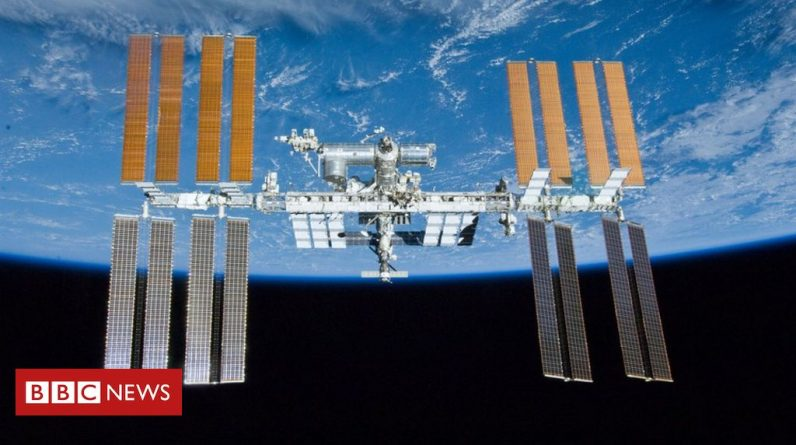 Space station staff got up to hunt for air leaks