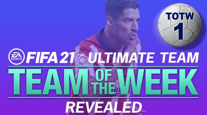 Bruno Fernandez and Jamie Verdi feature in FIFA 21 TOTW 1 series