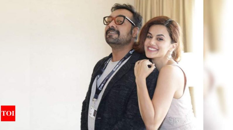 After Payal Ghosh was accused of sexual harassment, Thapsi Bannu shared a post for Anurag Kashyap: You, my friend, are the greatest feminist I know | Hindi Movie News