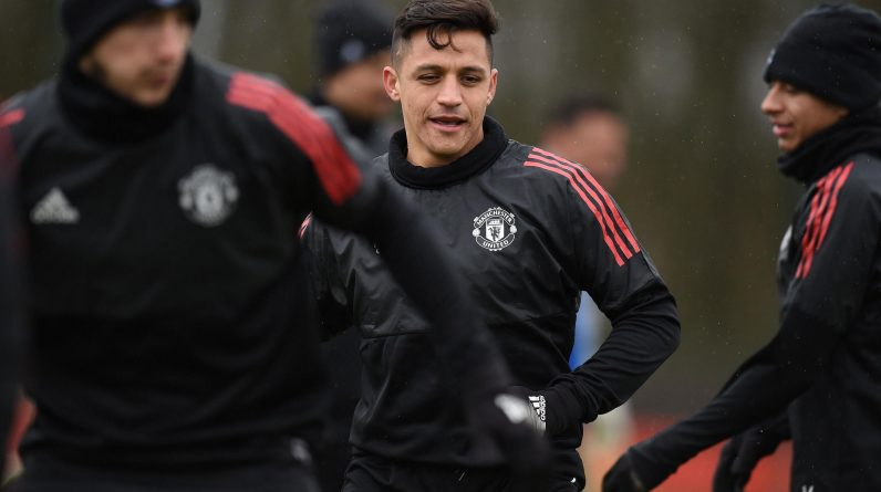 Alexis Sanchez: I wanted to leave Manchester United and return to Arsenal after the first training session.