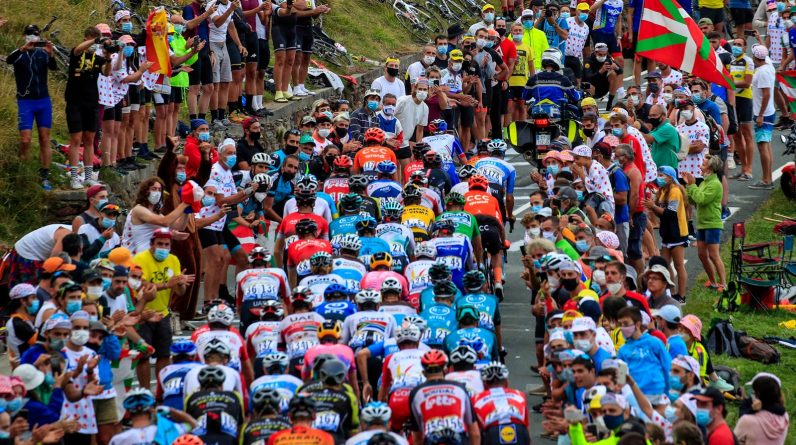 All Tour riders tested positive for COVID, Prudhomme and four crew members