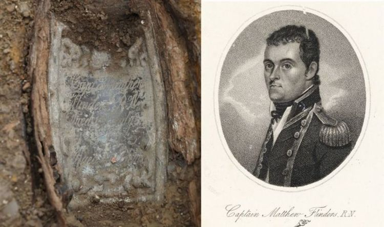 Archeology: How the body of a British explorer was found beneath Euston | Science | News