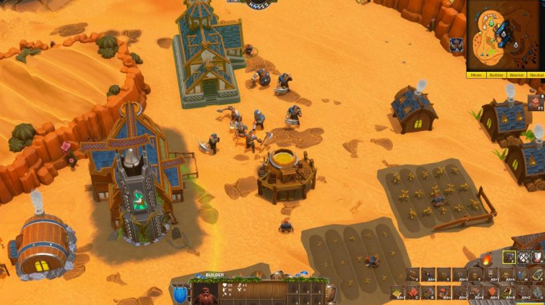 Cooperative RTS Gullaheem will be launched in early access in October