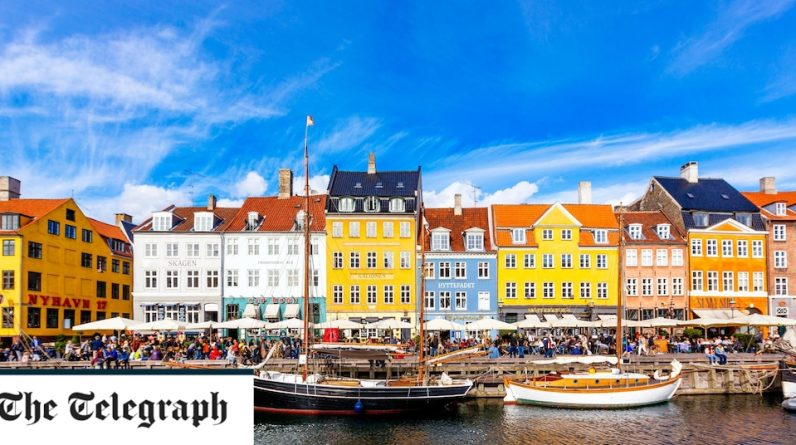 Denmark and Iceland were removed from the isolated list of four countries
