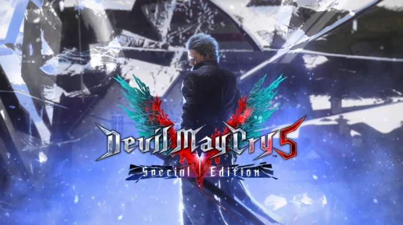Devil May Cry 5 Special Edition Announced for PlayStation 5 and Xbox Series X
