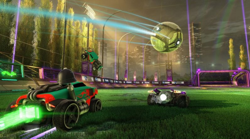 Epic will give you a $ 10 loan to play Rocket League for free
