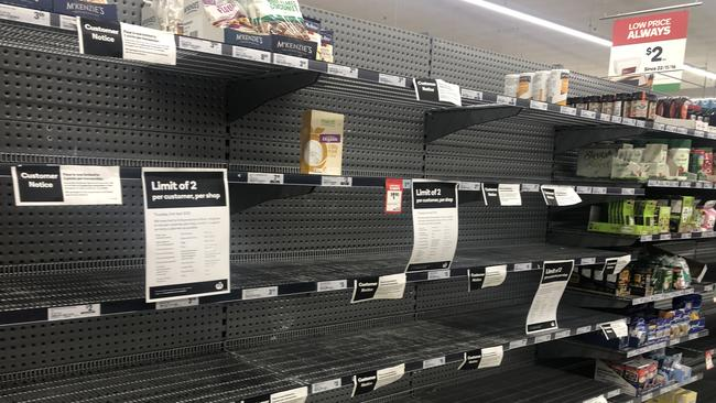 Fears of Christmas stock shortages