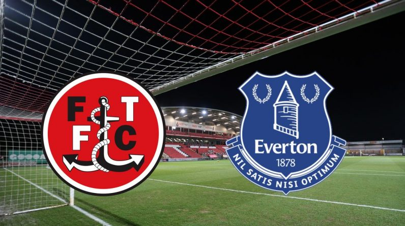 Fleetwood Town Vs Everton - Goals and Highlights After Richardson, Alex Iwobi, Bernard and Moise Keane