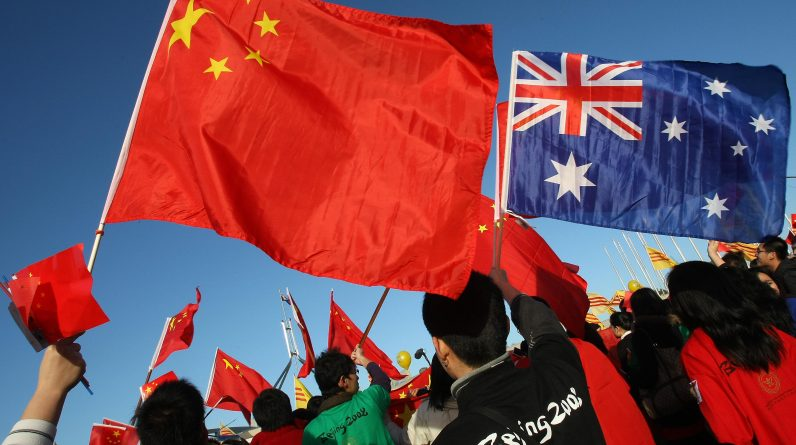 Former Australian PM says Australia and China need to find common ground