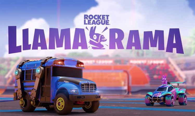 Fortnight x Rocket League Lama-Rama Event Date, Opening Time, Challenges, Slushy Concert | Gaming | Entertainment