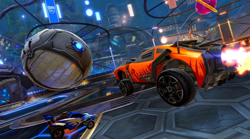 Free at Rocket League Epic Game Store, you get a $ 10 voucher to download