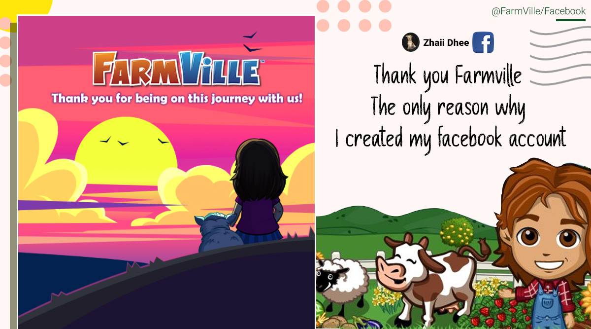 Farmville, Zinga Farmville, Farmville closed, Farmville stops reactions, farm games, popular news, Indian Express News.