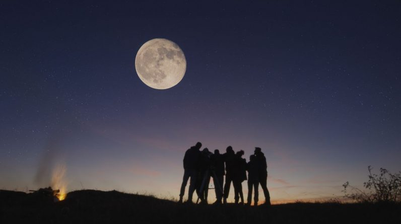 International Lunar Night 2020: Celebrate tonight on the webcast with NASA's Artemis project.