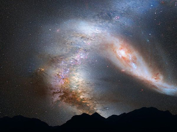 Milky Way Sound | [Listen] NASA converts galaxy telescope data into sound - The Press Stories