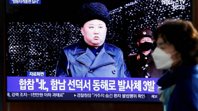 North Korea warns of tensions as it searches for South Korea shot dead North Korea