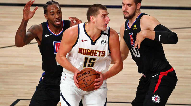 Nuggets vs. Clippers score, takeaways: Nicola Jogic leads Denver to series-draw victory