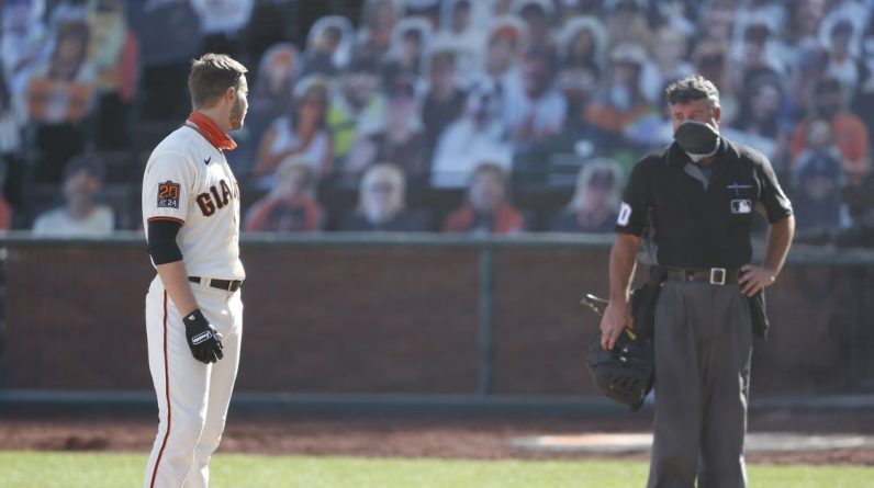 Peters outscored the San Francisco Giants 5-4