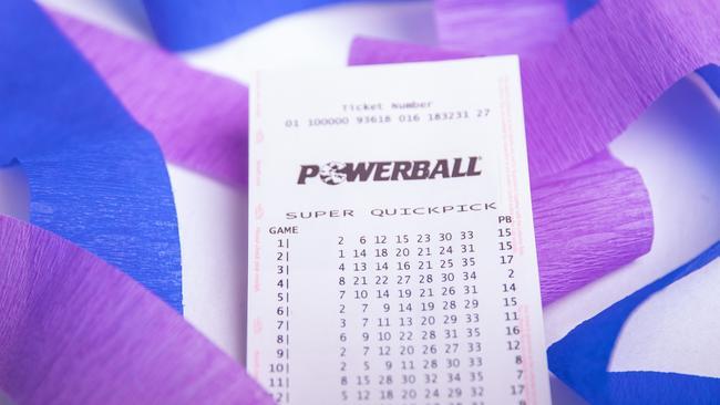 Powerball Lotto $ 3 Million Jackpot Winning Numbers