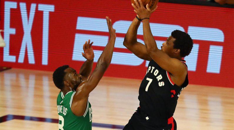 Raptors vs. Celtics: Kyle Lowry proves clutch playoff scorer Toronto need Kavi Leonard
